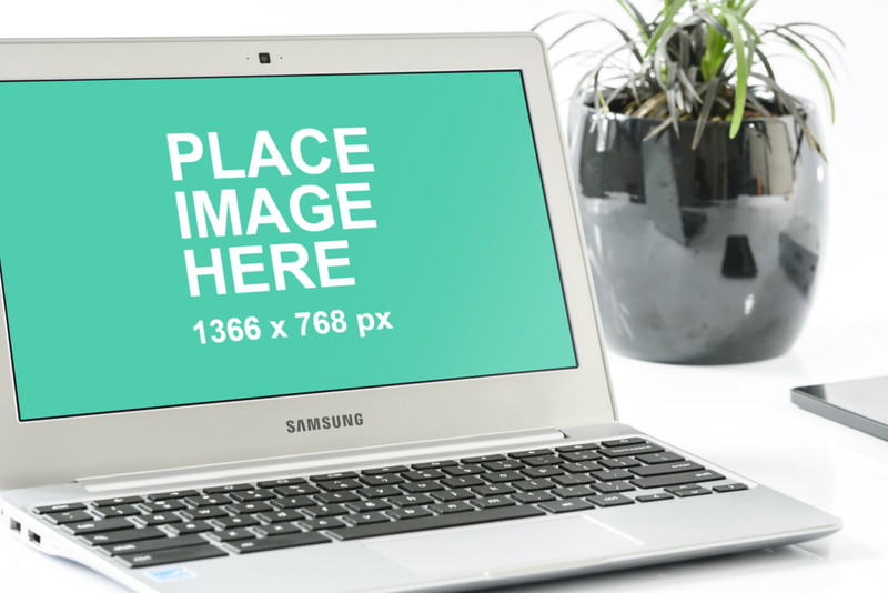 Small Samsung PC laptop