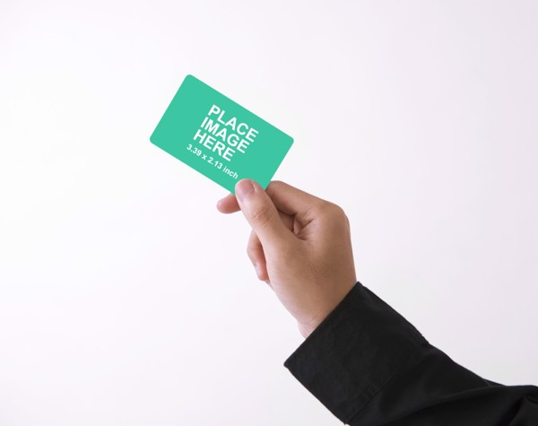 Business card and Credit card Mockups
